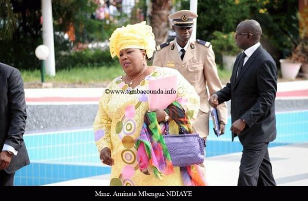 La chute du ministre de l'élevage, Aminta Mbengue !