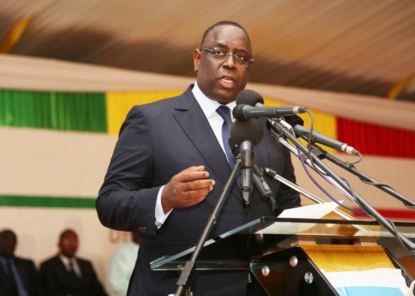 Le lapsus de Macky à Kolda: il cite Diao Baldé comme le DG des Services fiscaux