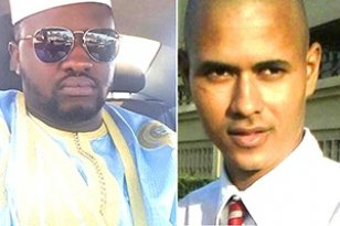 Cheikh Gadiaga et Moïse Rampino à Rebeuss