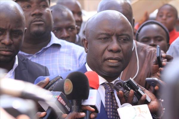 """Idrissa Seck : """"C'est le procès d'un président qui se sert de l'institution judiciaire comme une arme"""""""