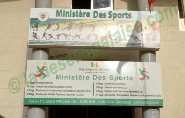 Affaire Gorgui Sy Dieng : Le Dage du ministère des Sports remplacé