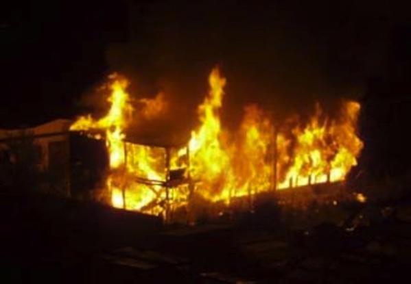 Drame à Kaffrine: Un bébé de 4 mois emporté par les flammes