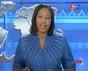 Maimouna Ndir de la RTS  virée ...