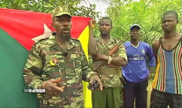 Violence en Casamance : César Atoute Badiate soupçonné