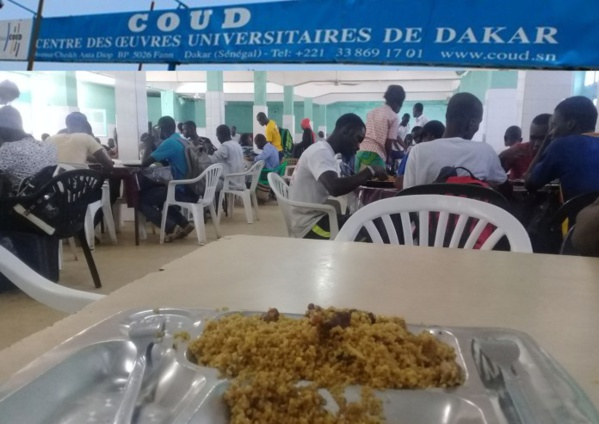 Les français gagent l'exclusivité de la restauration de l'Ucad monnayant…