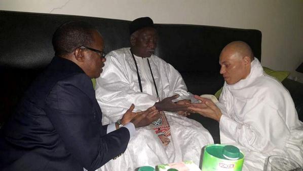 Décès de Serigne Sidy Mokhtar Mbacké – Karim Wade à Dakar?