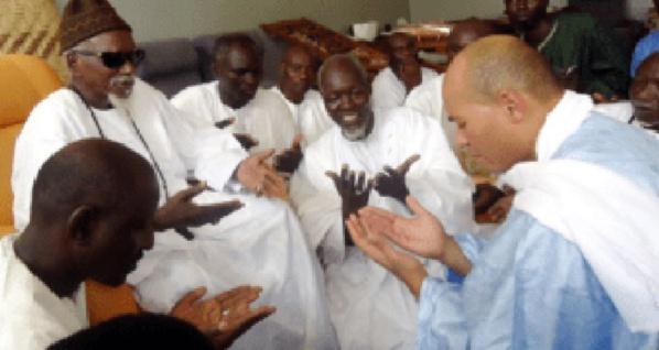 Message de condoléances de Karim Wade (EXCLUSIVITÉ DAKARPOSTE)