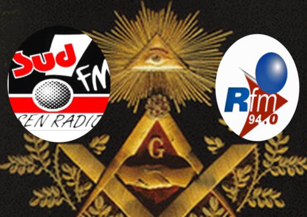 Sud Fm et Rfm disent « oui » aux Franc-maçons