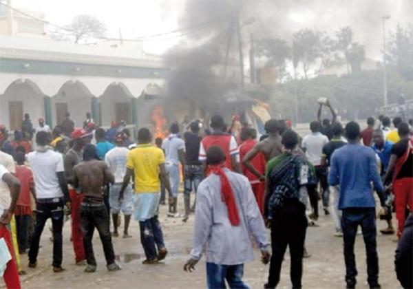 Des cantines de la communauté mauritanienne brûlées à Saint Louis
