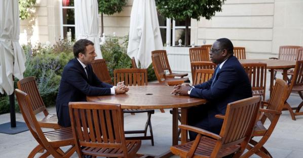 Macron : « Ce que je souhaite à Dakar... »