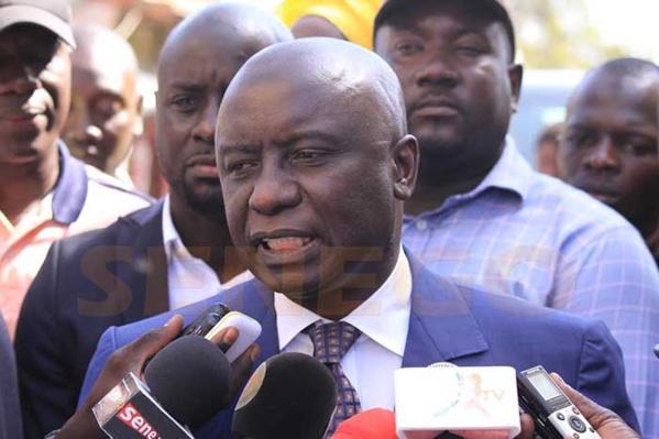 "Procès Khalifa: « L'opposition doit éviter d'être déroutée par Macky Sall"" selon Idrissa Seck."