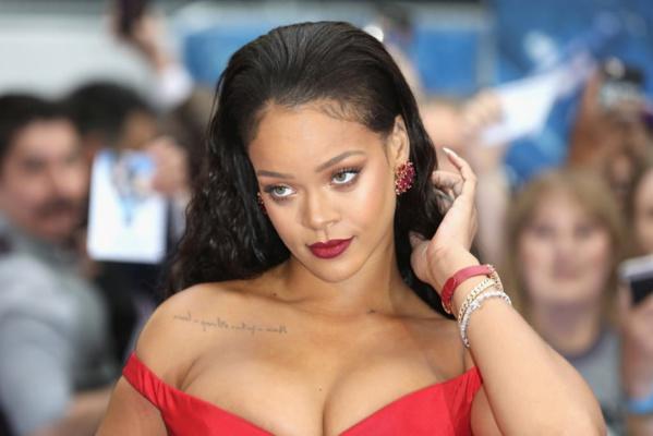 Seydi Gassama accueille Rihanna