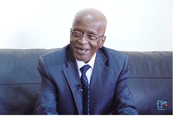 Décès de Hamidou Dia, le président Macky Sall en deuil