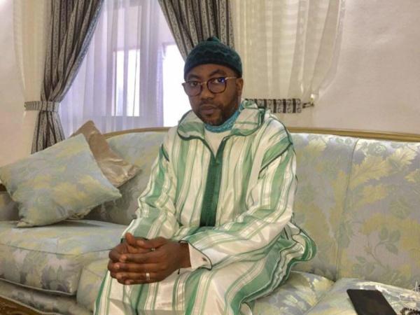 Sheikh Alssane Sene candidat à la Présidentielle de 2019