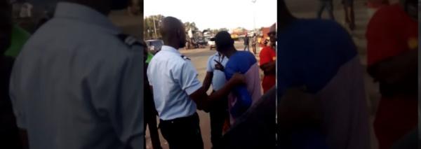 Le policier « gifleur » sanctionné