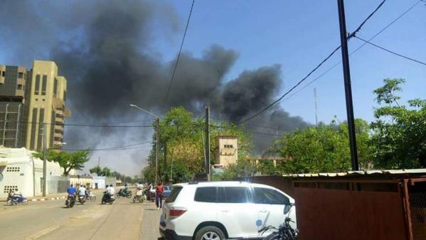 Burkina Faso : Attaque terroriste en cours à Ouaga