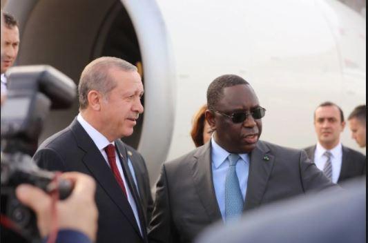 Le Sénégal, Tête de Turc d'Erdogan ?