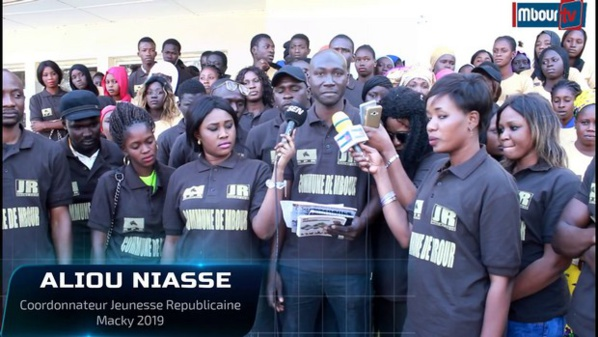 Politique :Caravane à Mbour pour lancer les activités de la JRM2019