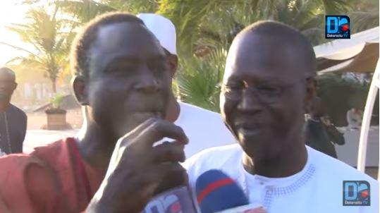 Retrouvailles : Échanges de civilités entre Thione Seck et le 1er ministre Mahammed Dionne