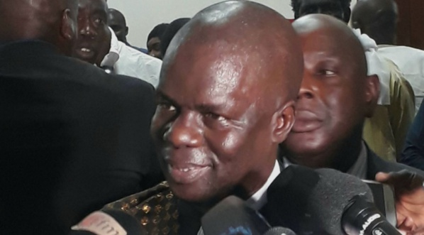 Le président de la Cour des comptes a prêté serment
