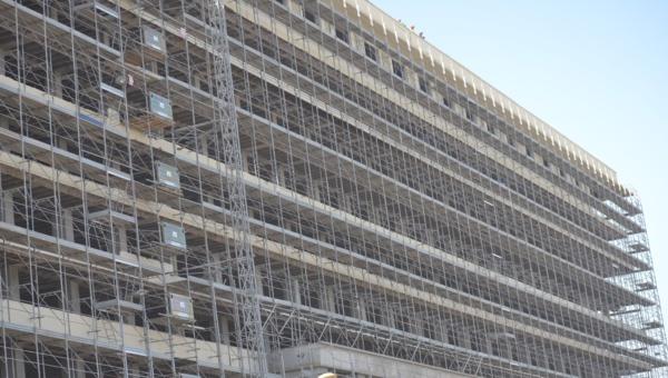 Réfection du Building administratif: illustration la plus achevée de la mauvaise gouvernance