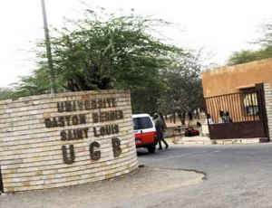 """Gel ou suspension des cours à l'Ugb : """"Le ministre ne peut pas nous imposer une quelconque décision""""(Source)"""