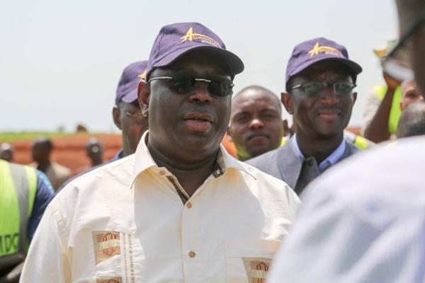 L'Etat et les élus locaux doivent travailler sur la question foncière, selon Macky Sall