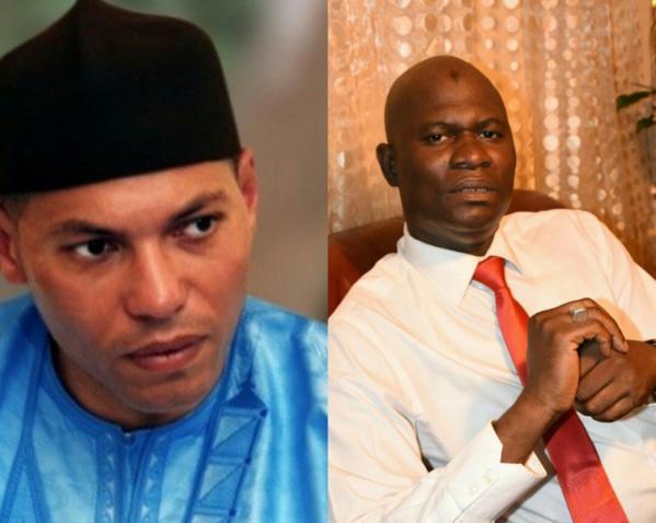 Ousmane Faye : « Karim et certains hommes d'affaires Qataris financent le FNDR pour saboter le pays le 13 juillet... »