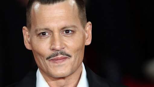 Johnny Depp suspecté d'avoir frappé un homme sur un tournage
