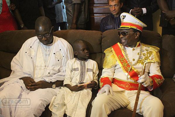 EN PERSPECTIVE DE LA PRÉSIDENTIELLE : Serigne Modou Kara Mbacké exhorte Macky à renforcer Ibrahima Sal