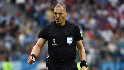 L'Argentin Nestor Pitana arbitrera la finale