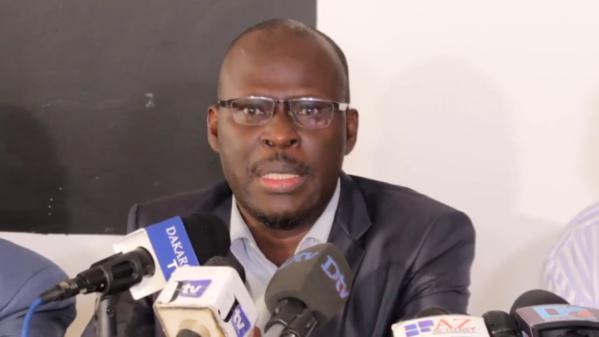 Cheikh Bamba Dièye revient à la charge