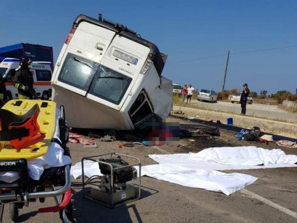 Urgent – Italie: 4 Sénégalais meurent dans un accident…