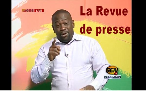 Revue de presse (Français) Zik fm du vendredi 10 août 2018 par Fabrice Nguéma