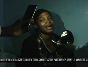 Le nouveau-né volé à Touba retrouvé