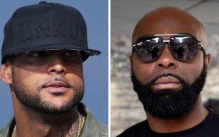 Un an de prison avec sursis requis contre les rappeurs Booba et Kaaris