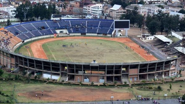 Arrêt sur image: Voici la pelouse qui doit accueillir les Lions contre Madagascar