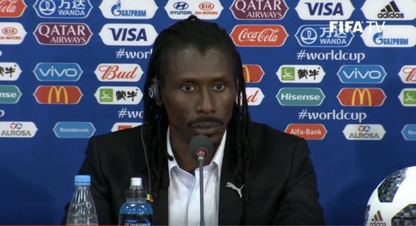 Aliou Cissé: « être efficace dans les zones décisives pour faire la différence »