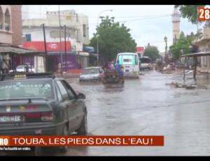 Magal 2018: Face aux inondation Touba lance un cri de détresse