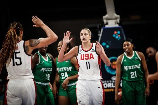 Mondial Basket 2018 – Le Nigéria suit le Sénégal, éliminé par les Etats Unis (71-40)