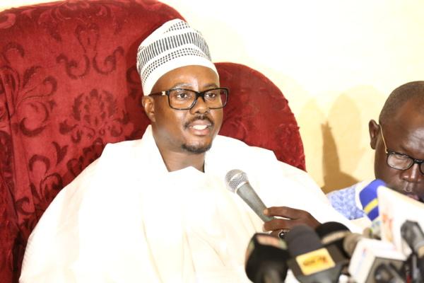 [REPLAY- TOUBA] Revivez la conférence de presse de Serigne Bass Abdou Khadre Mbacké