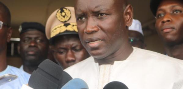 Cartes électeurs : Aly Ngouille Ndiaye répond à Me Mame Adama Guèye