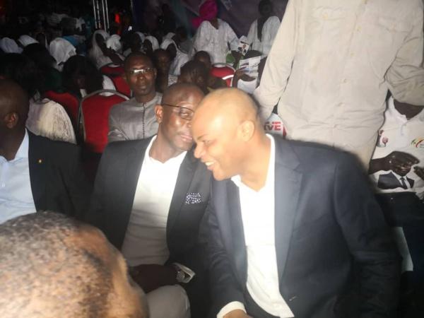 """Mambaye Niang et son """"complice"""" Aziz Mbaye"""