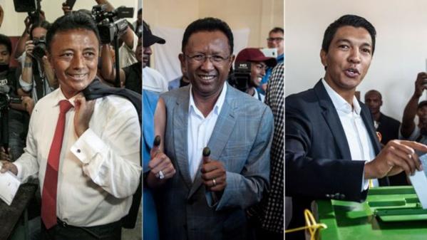Présidentielle à Madagascar : trois anciens chefs d'État en lice