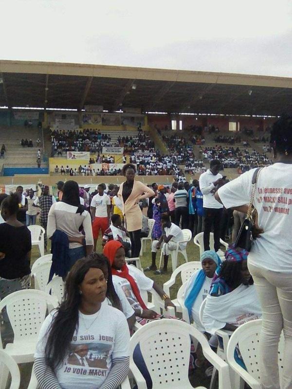 Fiasco de la mobilisation des jeunes de Benno (images)