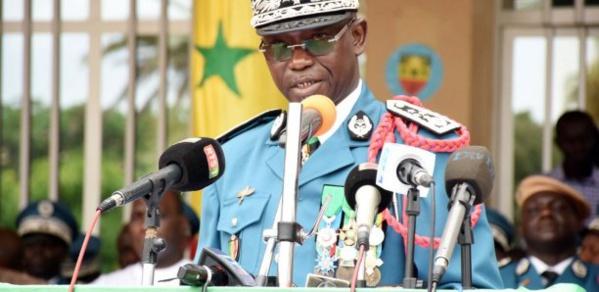La police Sénégalaise endeuillée...Le commissaire Bernard Seck Diom rappelé à Dieu