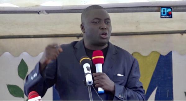 Ville de Dakar : Bamba Fall devient le 1er adjoint au maire