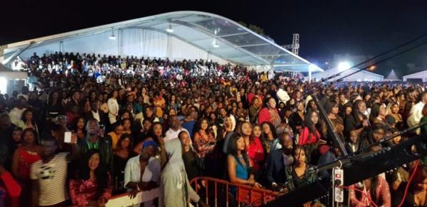 """Live inédit au CICES-  Youssou Ndour reste le... """"Dieu"""" de la musique Sénégalaise"""