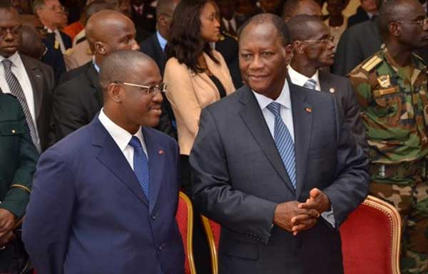 La Côte d'Ivoire au bord de la crise institutionnelle : Ouattara demande à Soro de démissionner