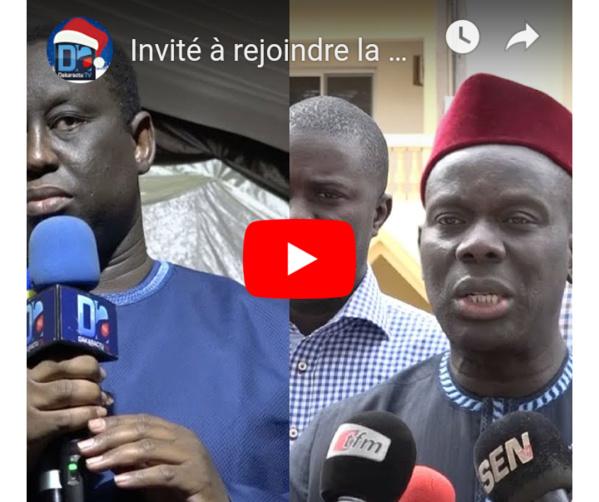"""Invité à rejoindre la mouvance présidentielle : Malick Gakou """"éconduit"""" Aliou Sall"""